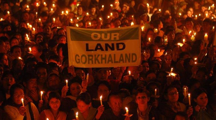 The Lost Gorkha Identity