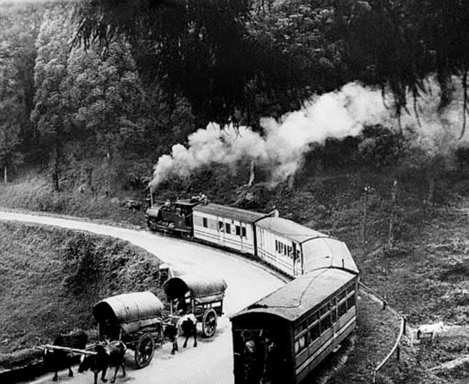 DHR Darjeeling
