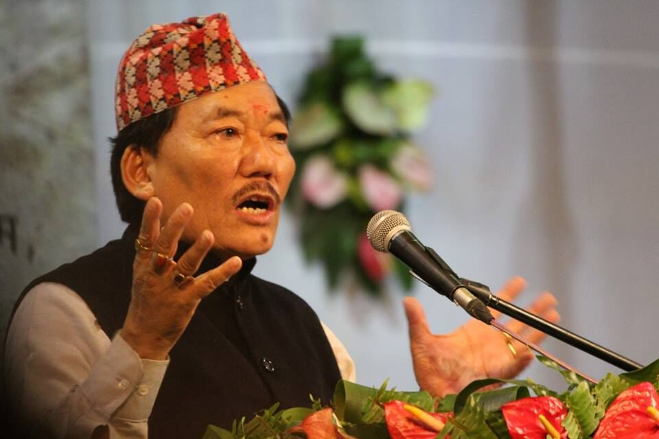 minister of sikkim