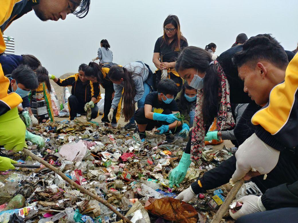 Clean Tiger Hill Darjeeling