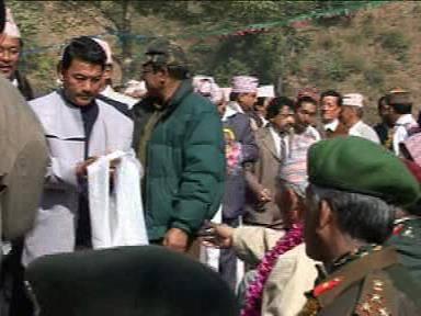 Subash Ghising Bimal Gurung