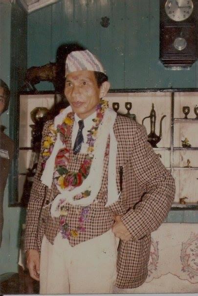Subash Ghising Darjeeling Upendra