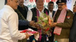 Debaraj Upadhayay, IPS