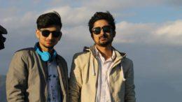 Dinesh and Nimesh Dahal