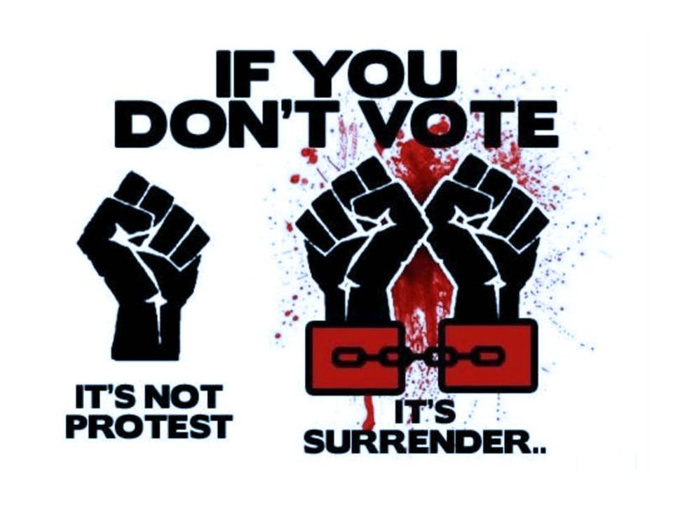 Register Yourself to Vote