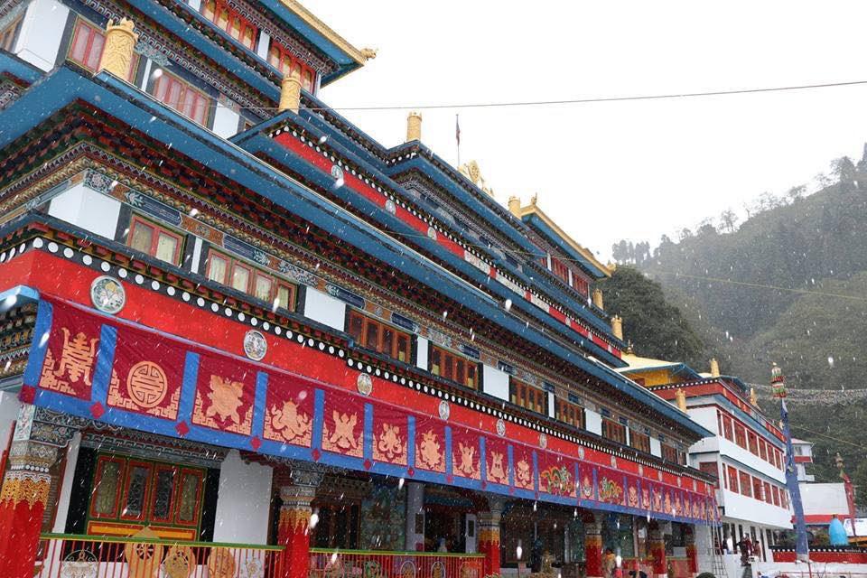 Gyalwang Drukpa Darjeeling