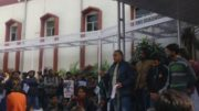 Protest turns violent at Jamia University [Pic via:]
