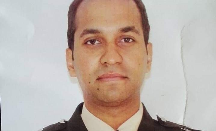 Martyr Major Nisheet Dogra