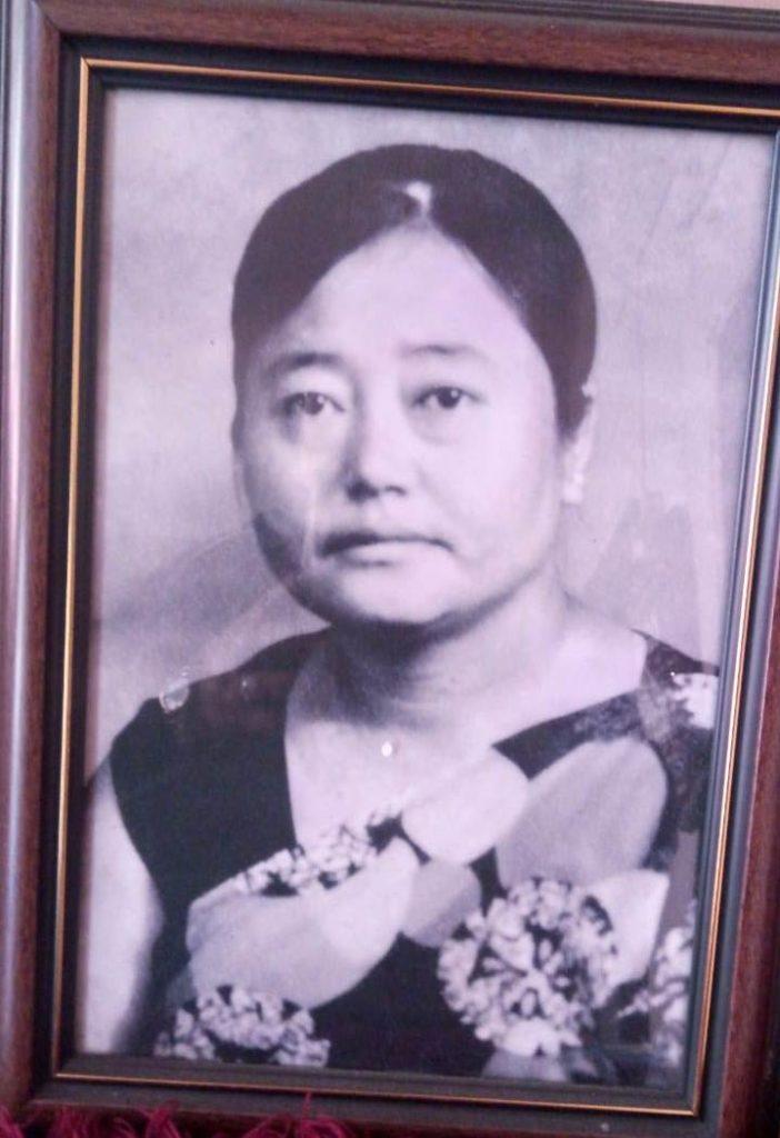 Kalimpong MLA Sarita Rai
