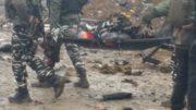 40 CRPF Jawans Martyred