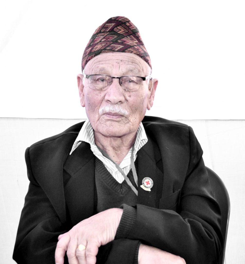 Major KP Malla