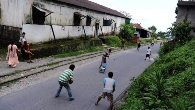 Cricket Darjeeling