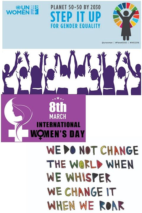 International Women's Day India