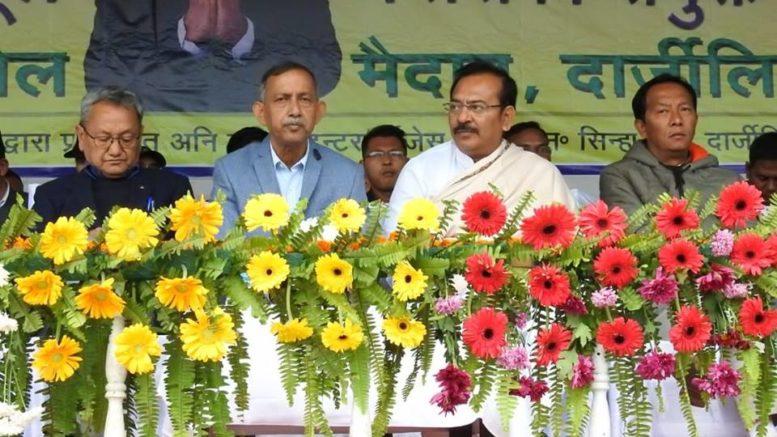 BJP Darjeeling Gorkha TMC