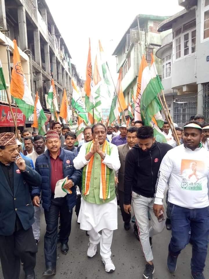 Bhoomiputra Candidates Darjeeling