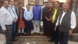 BJP_SKM_Sikkim