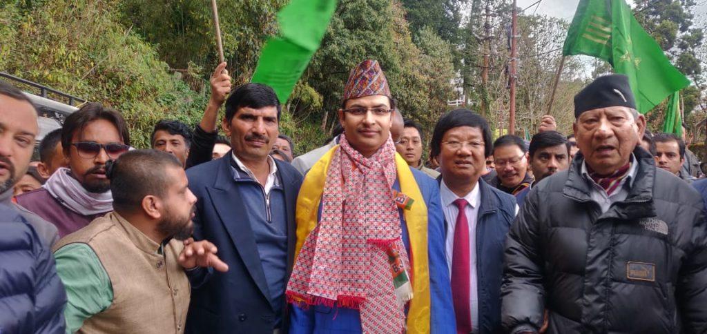 Gorkha Pride Darjeeling