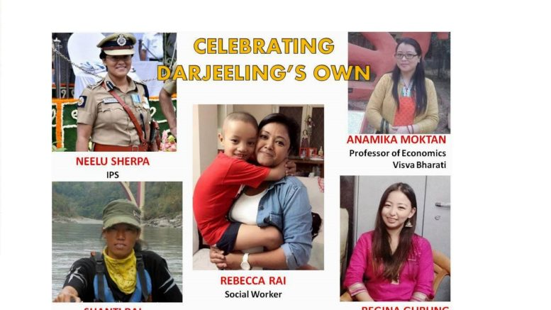Celebrating Darjeeling's Own