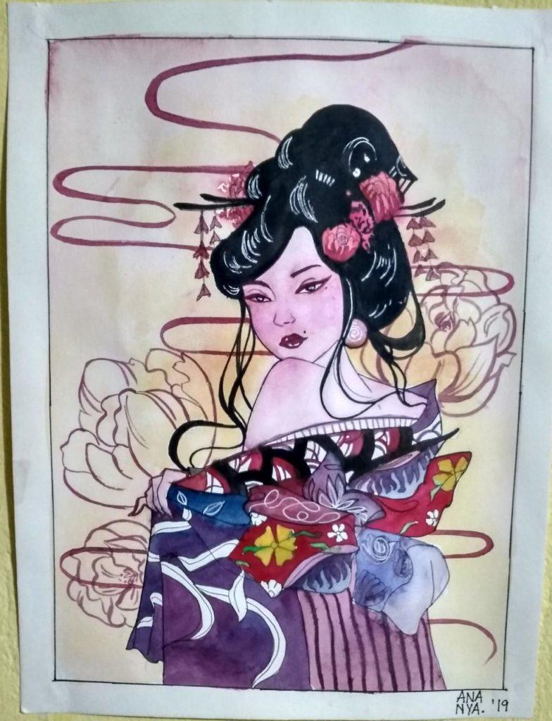 Ananya Painting