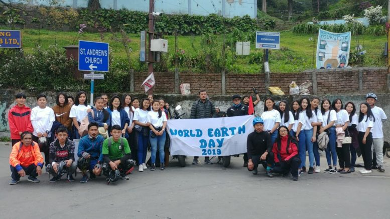 Earth Day 2019: Scavengers Darjeeling