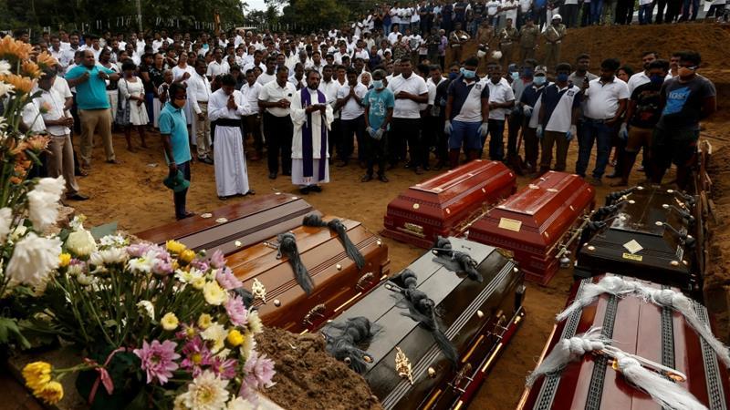 Srilanka Easter Bom Blast 2019