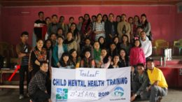 Evergreen English School - Child Health Program