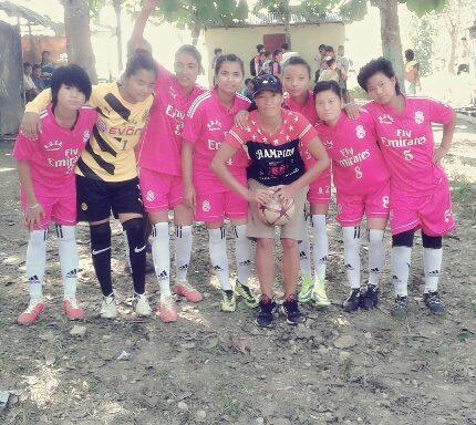 Shanti Rai Footall team
