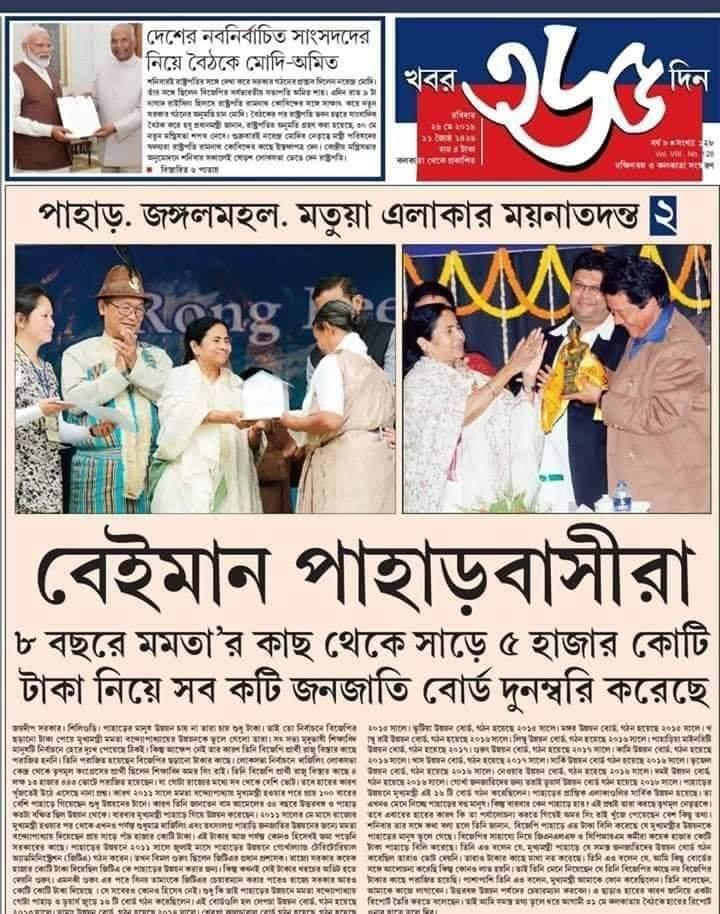 Baimaan Pahadbasira - Anit Thapa