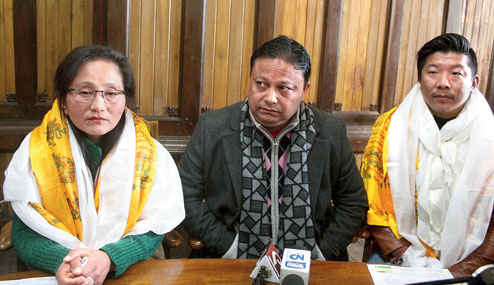 Darjeeling Municiplaity Vote of No Confidence