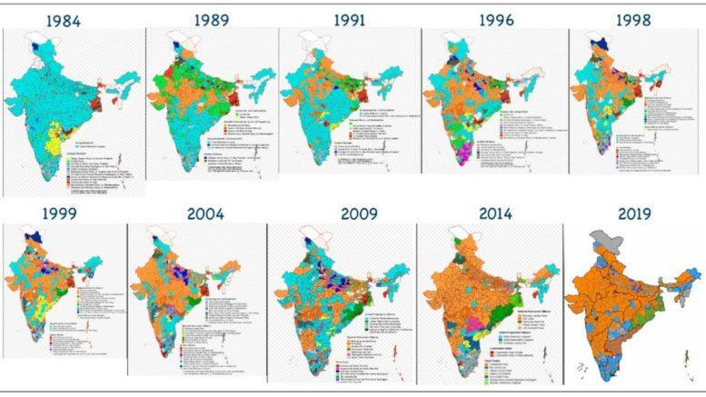 Elections 2019: BJP Wins Landslide