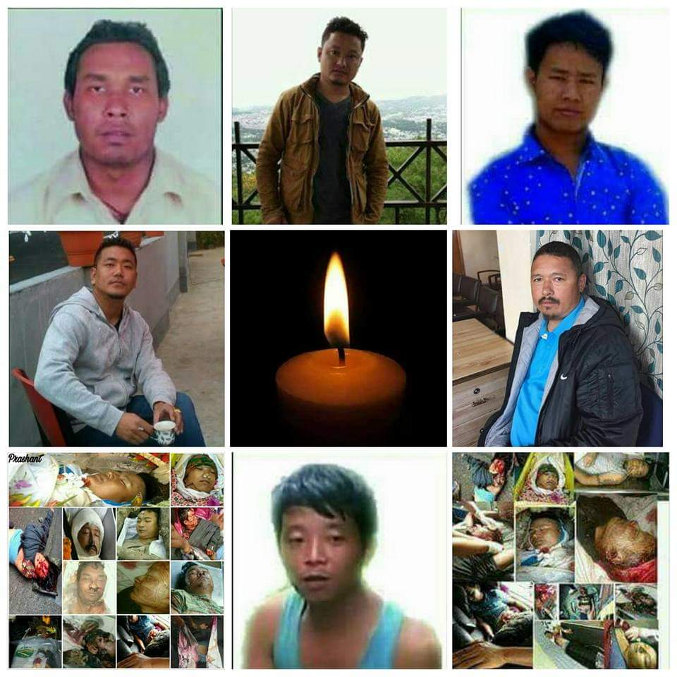 Gorkhaland Martyrs