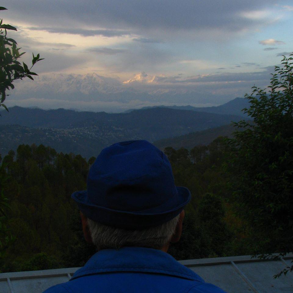 Nawang Gombu Nanda Devi