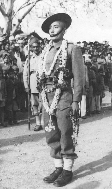 Victoria Cross Netra Bahadur Thapa Againsingh Rai