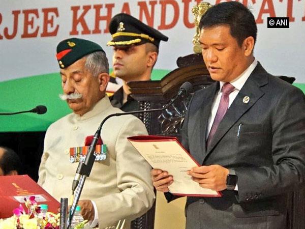 Pema Khandu Picture from ANI