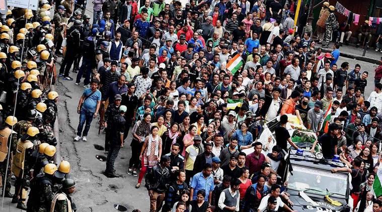 Darjeeling Rally