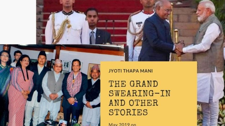 Jyoti Thapa Pick of the Week Narendra Modi