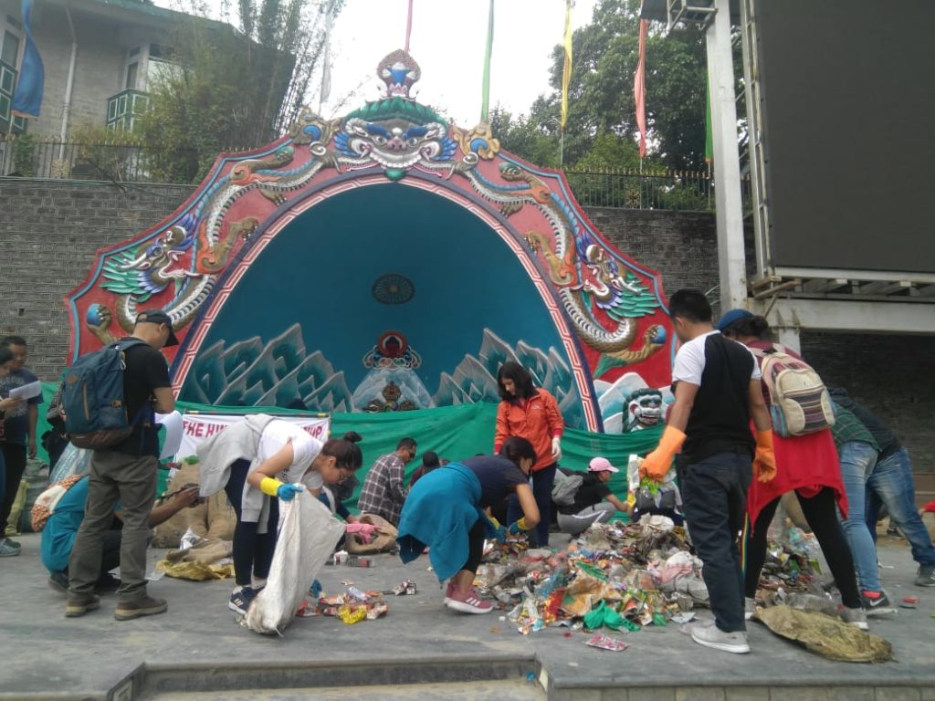 The Himalayan Cleanup 2019