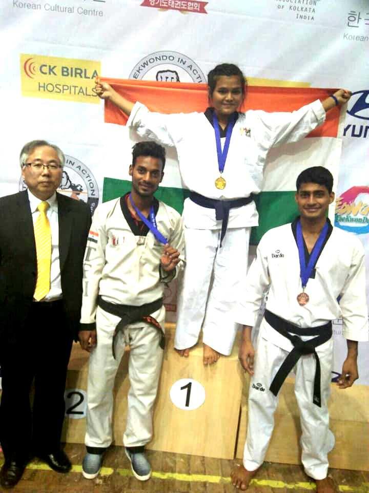Boxing Prodigy Jyoti Pradhan
