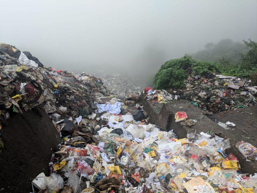 Darjeeling Dumpyard