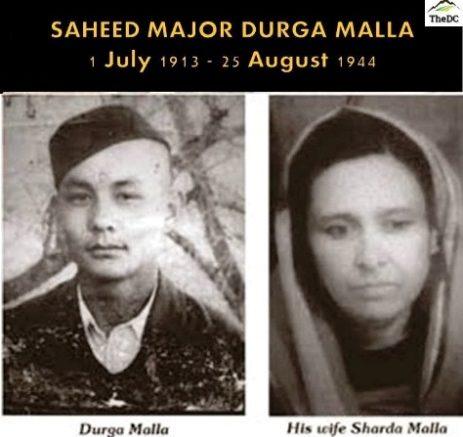 Major Durga Malla