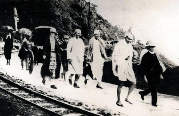 Mahatma Gandhi Darjeeling
