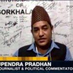 Upendra M Pradhan