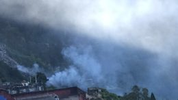 Darjeeling Burning