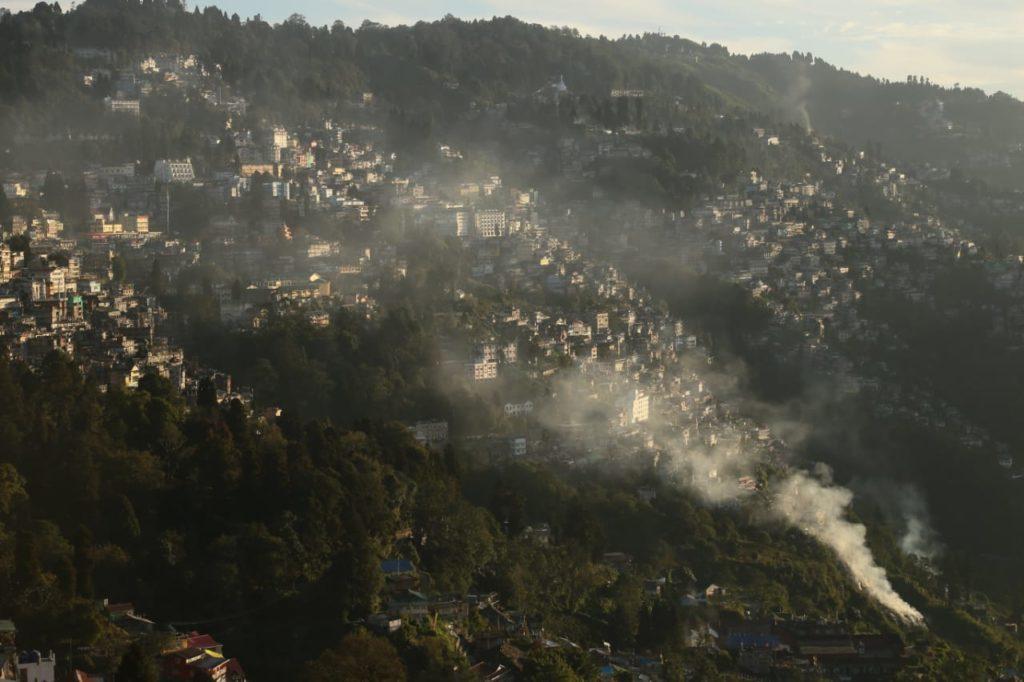 Darjeeling Burning