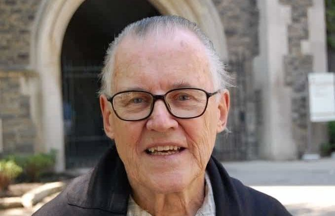 Father William Bourke SJ