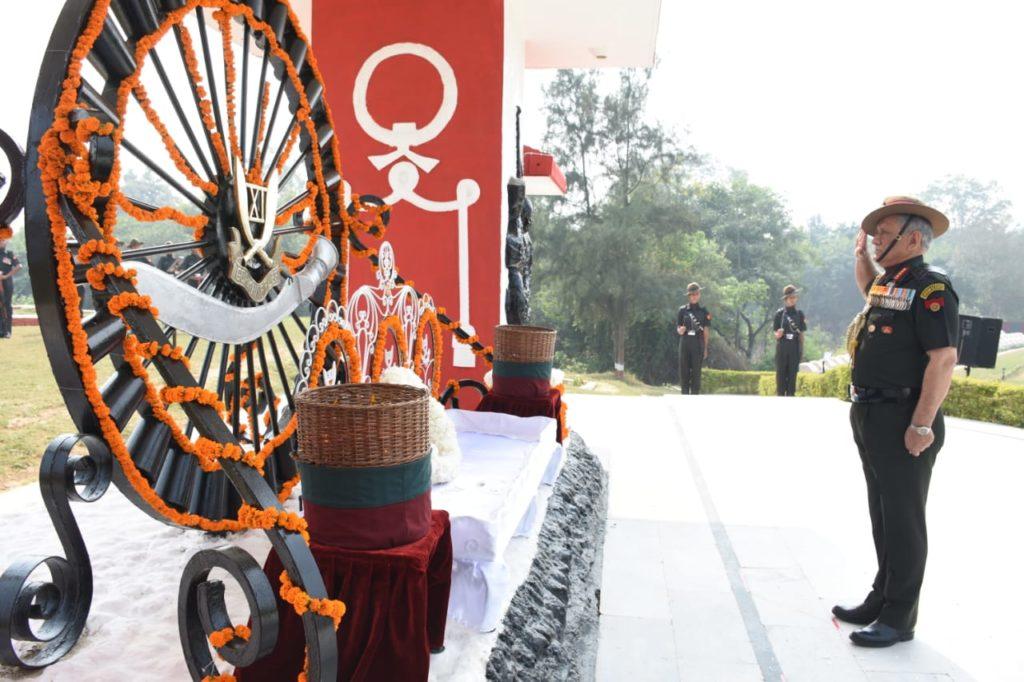 Gen. Bipin Rawat Gorkha