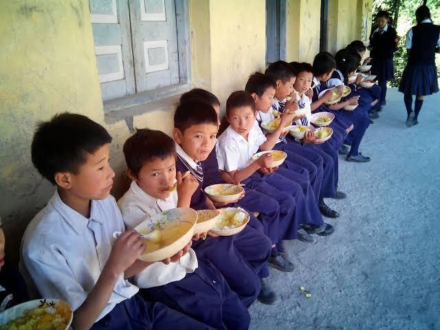 Malnutrition in India Sikkim