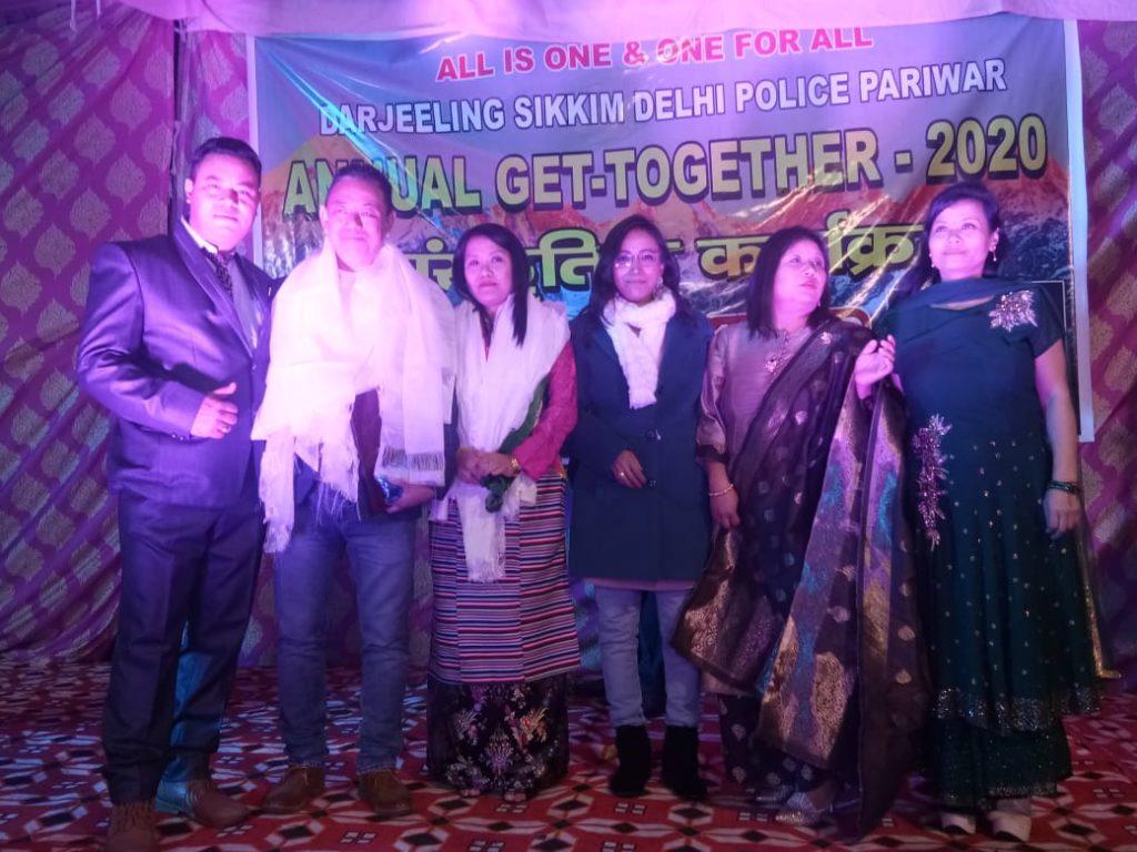 United in Delhi