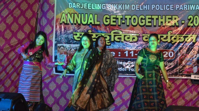 Darjeeling Delhi Police - A strong bond