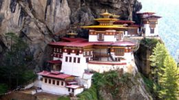 Fitness Tiger's Nest Bhutan